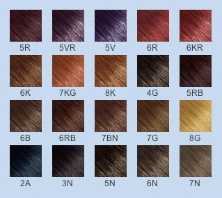 Haare grau farben goldwell