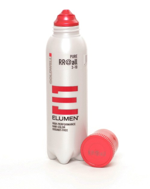 360 Grad Ansicht: Goldwell Elumen RR@all rot, 200ml