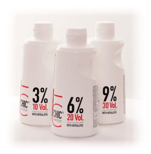 360 Grad Ansicht: Goldwell Topchic Lotion 9%, 1.000ml
