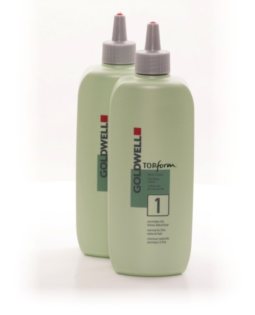 360 Grad Ansicht: Goldwell Topform Wave 1, 500ml