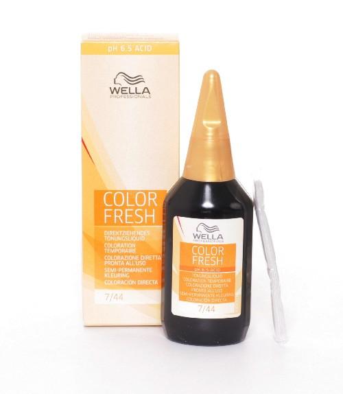 Wella Color Perfect Cartella Colori Do It Picture | Dark Brown Hairs