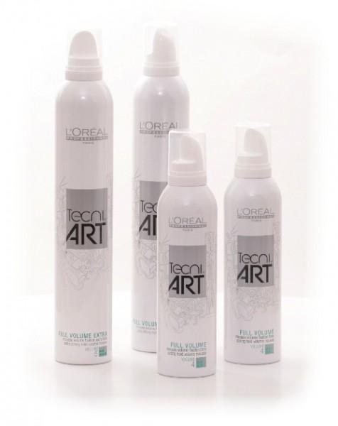 L'Oréal L'Oréal TECNI.ART Full Volume Extra Mousse, 250ml, 250ml
