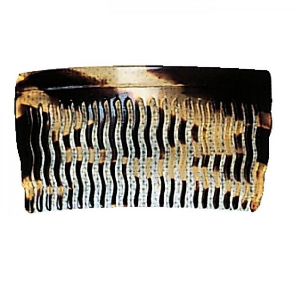 Einsteckkamm Celluloid 7cm, 2 Stück