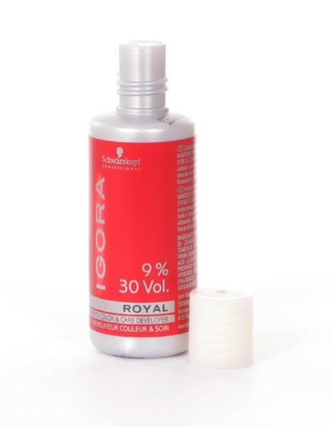 Schwarzkopf Igora Royal Öl Developer Lotion 9%, 60ml