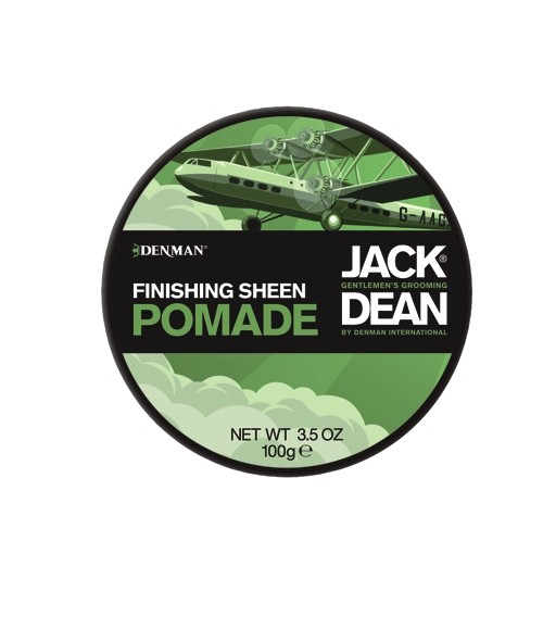 Jack Dean Finishing Pomade, 100g