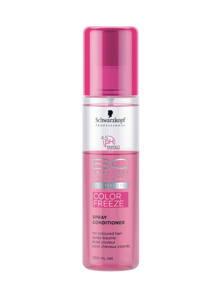 BC Bonacure Color Freeze Spray Conditioner, 200ml