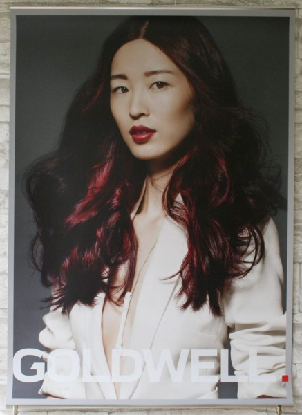 Goldwell Poster Deep Violet Red 2015