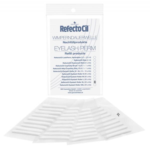 RefectoCil Perm Refill Roller XL, 36 Rollen