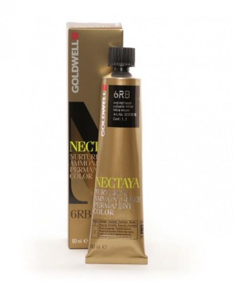 Goldwell Nectaya 6RB rotbuche mittel, 60ml