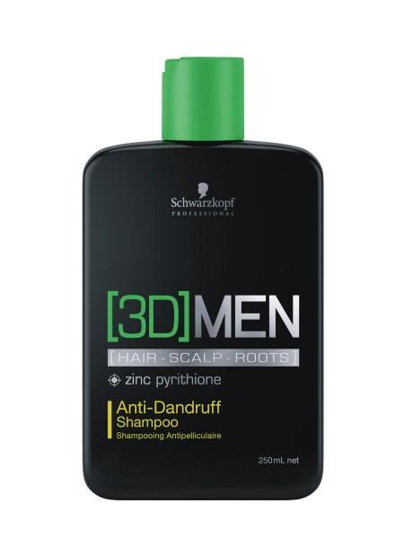 3D Mension Antischuppen Shampoo, 250ml