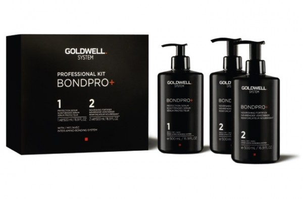 Goldwell BONDPRO Professional Kit, 3 x 500ml