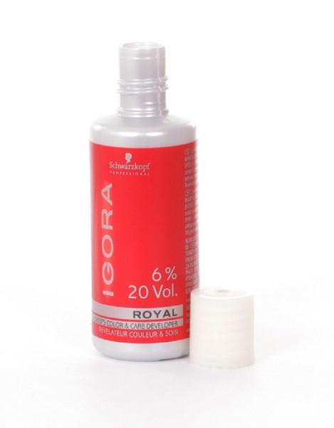 Schwarzkopf Igora Royal Öl Developer Lotion 6%, 60ml