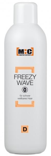 M:C Meister Coiffeur Freezy Wave 0, 1.000ml