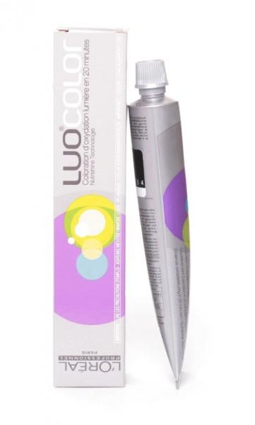 L'Oréal LuoColor 4 mittelbraun Nuancen, 50ml