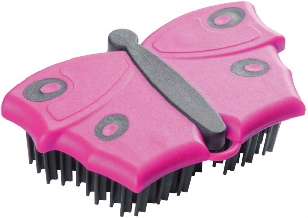 Fripac-Medis Schmetterlingsbürste Pink