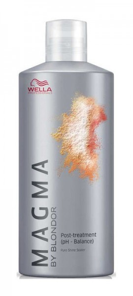 Wella Magma By Blondor Post Treatment, 500ml