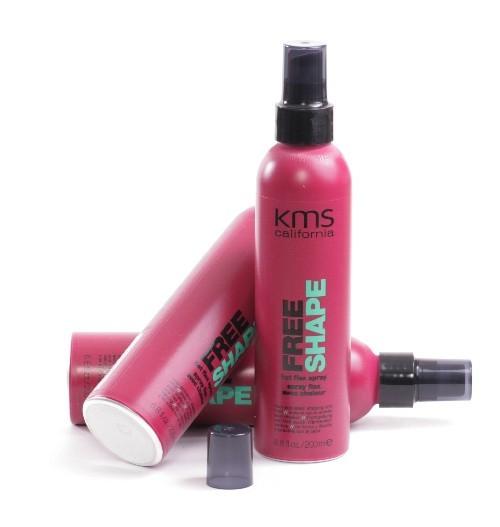 kms california FREE SHAPE hot flex spray, 200ml