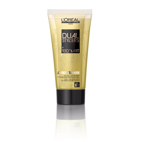 L'Oréal tecni.art dual stylers bouncy and tender, 150ml