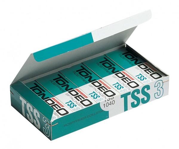 Tondeo Sifter Ersatzklingen TSS 3, 10 Stück