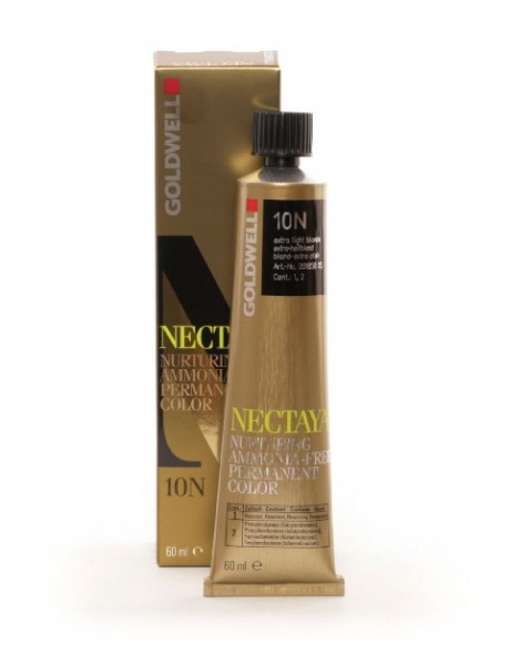 Goldwell Nectaya 10BA smoky blond, 60ml