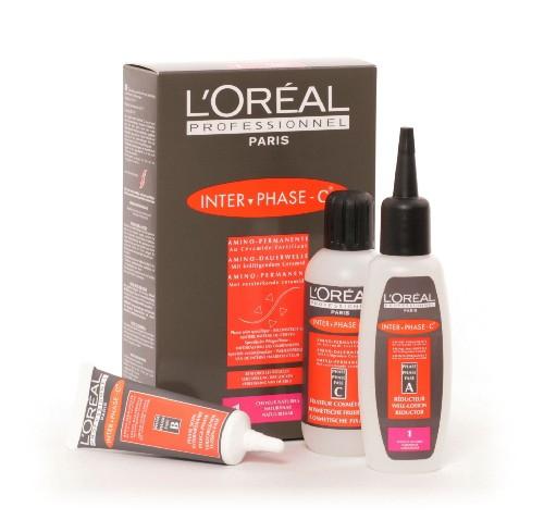 L'Oréal Inter-Phase C1 Dauerwelle, Set
