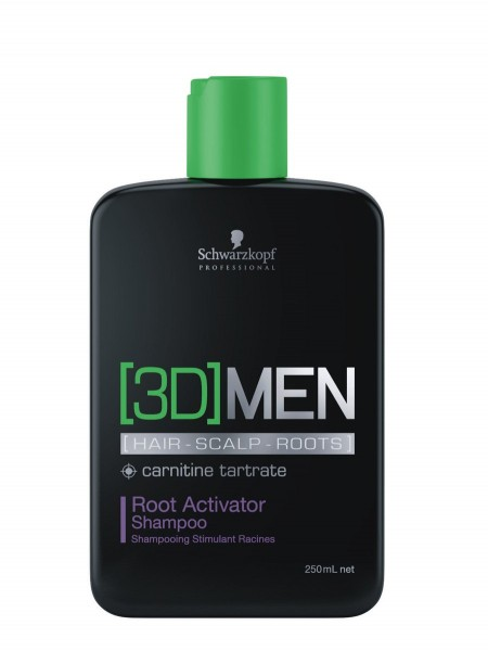 3D Mension Aktivierendes Shampoo, 250ml