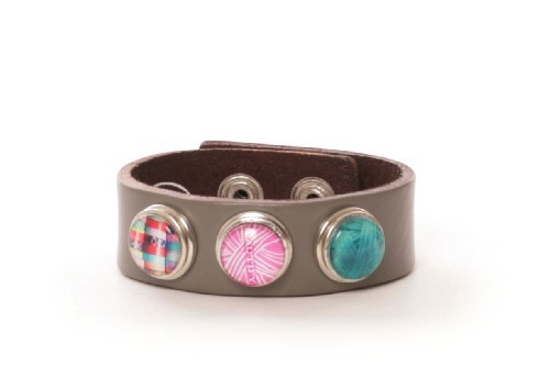 Lederarmband Color Zoom 2013
