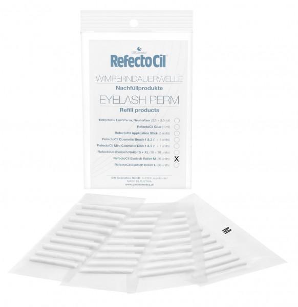 RefectoCil Perm Refill Roller M, 36 Rollen