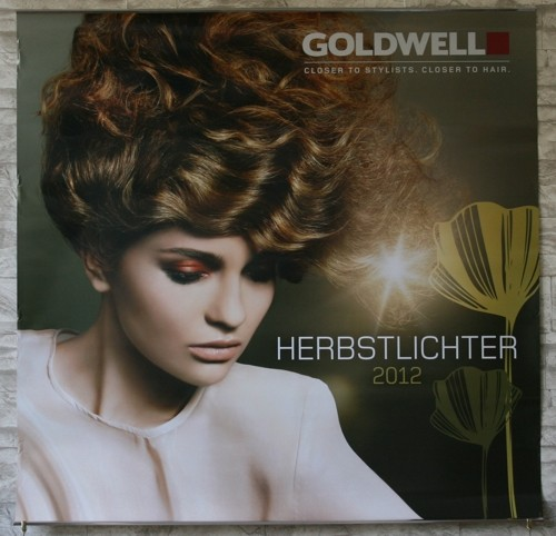 Goldwell Herbstdeko 12 Poster-Set