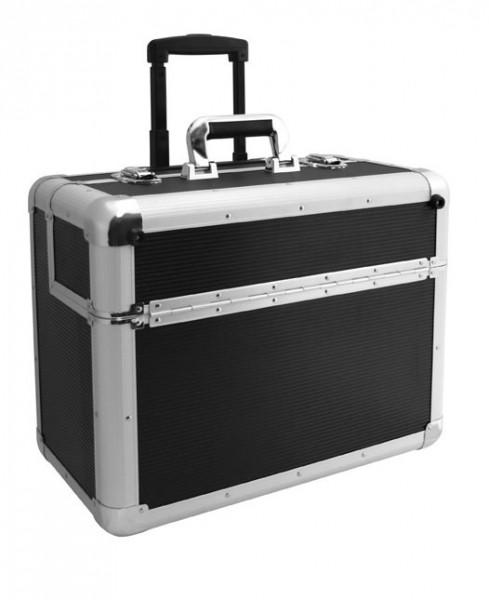 Comair Werkzeugkoffer Aluminium auf Rollen, 40 x 48 x 26cm