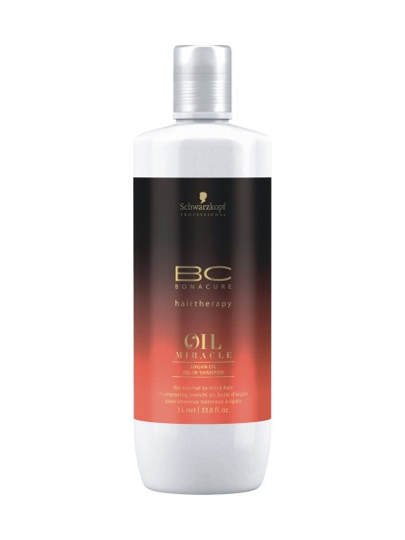 BC Bonacure Oil Miracle Arganöl Shampoo, 1.000ml