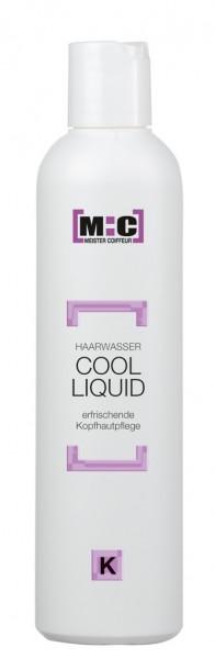 M:C Meister Coiffeur Haarwasser Cool Liquid, 250ml