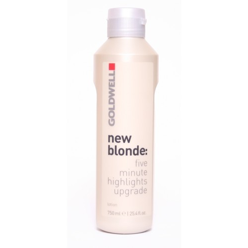 Goldwell new blonde Lotion, 750ml