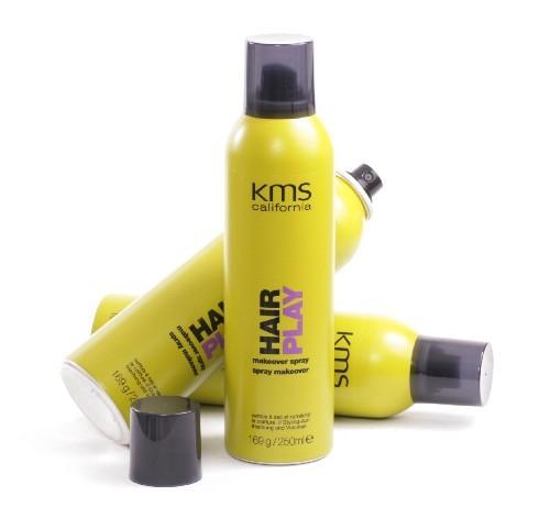 kms california HAIR PLAY makeover spray, 250ml