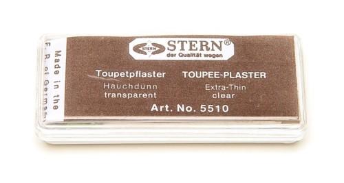 Toupetpflaster, 60 Streifen in Taschendose