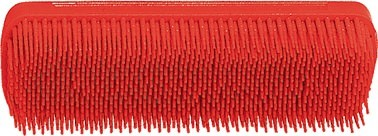 Fripac-Medis Friseur-Kleiderbürste Rot