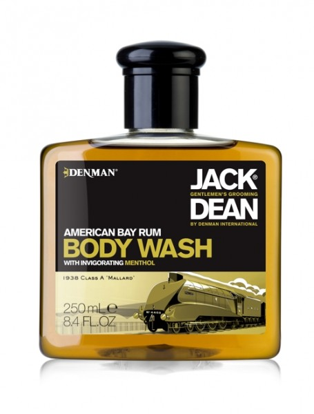 Jack Dean Duschgel American Bay Rum, 250ml