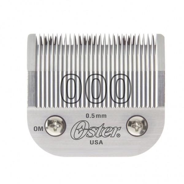 Oster Scherkopf 1/2 mm für Motormasch, 76918-026, Size 000