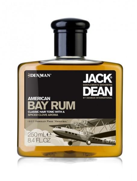 Jack Dean Haarwasser American Bay Rum, 250ml