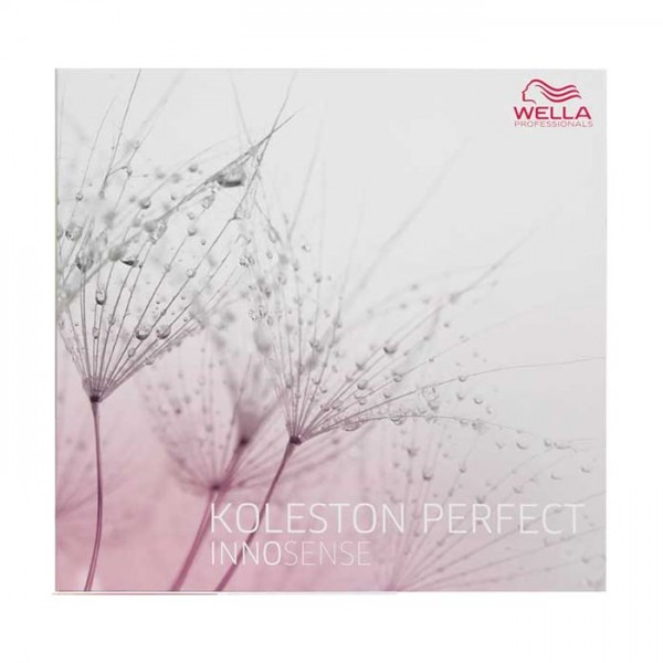 Wella Koleston Perfect Innosense Farbkarte