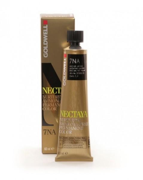 Goldwell Nectaya 7NA mittel natur aschblond, 60ml
