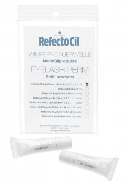 RefectoCil Lash Perm & Neutralizer, 2 x 3,5ml