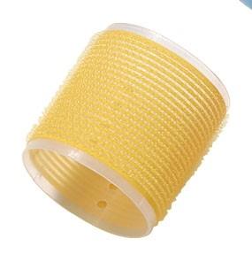 Haftwickler Jumbo, gelb Ø 66mm