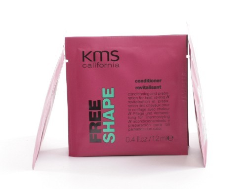 kms california FREE SHAPE conditioner sachet, 12ml