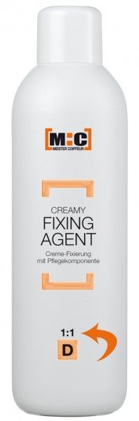M:C Meister Coiffeur Creamy Fixing Agent 1:1, 1.000ml