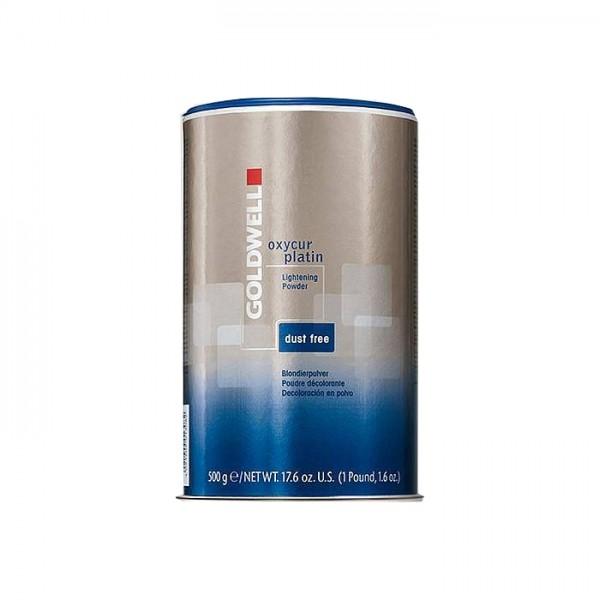 Goldwell Oxycur Platin staubfrei, 500g