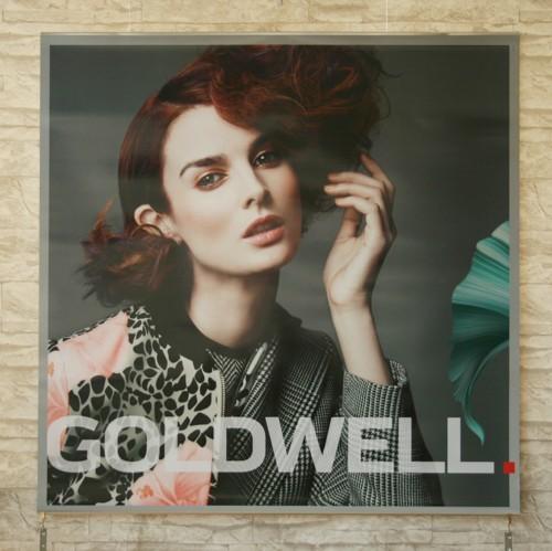 Goldwell Frühlingsdeko 15 Poster Set