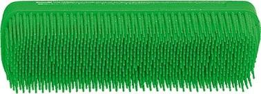 Fripac-Medis Friseur-Kleiderbürste Grün