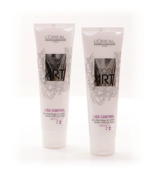 L'Oréal liss control Styling Crème, 150ml