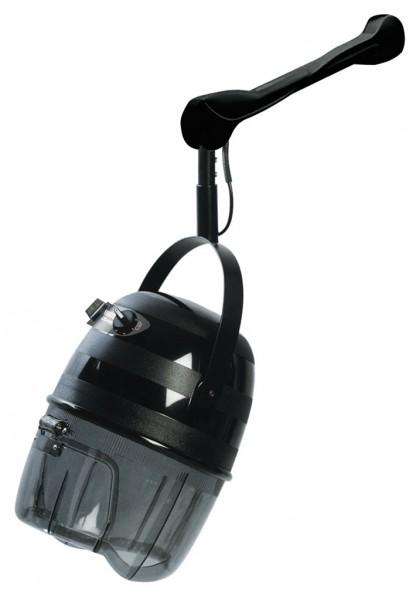 Ceriotti Trockenhaube Equator 3000 schwarz mit Wandarm, 1 Geschwindigkeit
